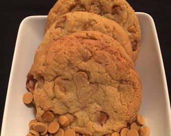 Butterscotch Caramel Gourmet Cookies