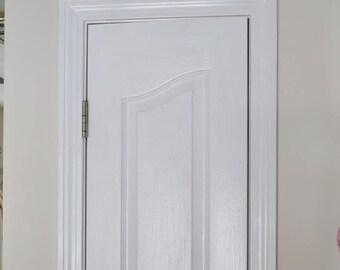 Pantry wall/door vinyl decal
