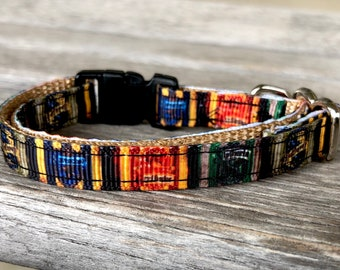 Wizarding World Cat Collar, Kitten Collar, Breakaway Cat Collar, Big Cat Collar, Harry Potter Kitten Collar, Magic Cat Collar, Safety Collar