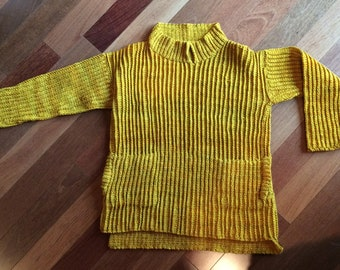 Brioche sweater