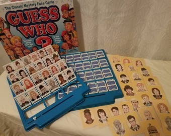 Doctor Who themed Guess Who Board game, 10th Doctor,Rose, Daleks, Cybermen, Jack,11th Doctor, Martha, Silence, 4th Doctor, Sarah, War Doctor