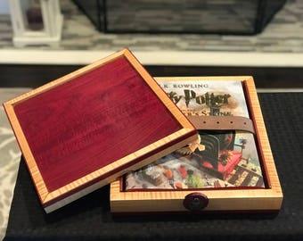 Bespoke Book Box