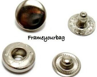 32 sets 10mm snap button Snap Fastener - SB01