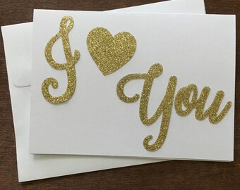 I Love You Card or an Anniversary Card, Send an I Love You Card Today
