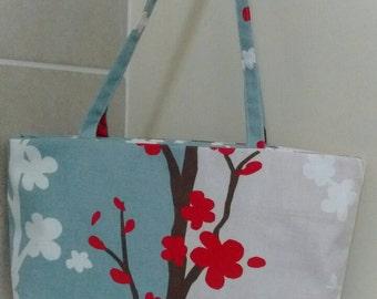 Spring blossom bag