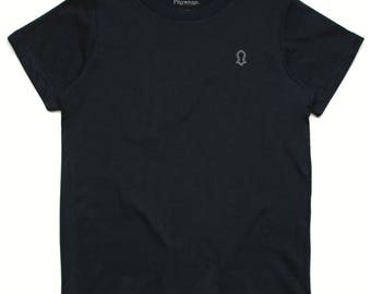 Navy Sandala Youth Tee
