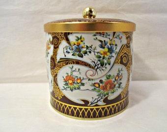 Boîte de thé, Candy Tin, Tin thé anglais, thé décoratif ou Candy Tin