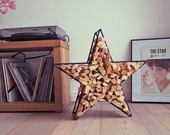 smalstar - Small decor star for your home made from steel