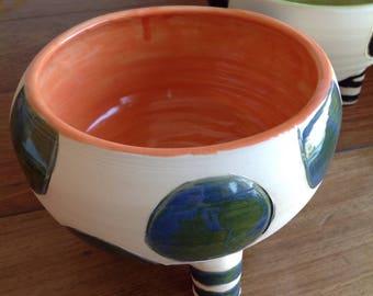 Appetizer handmade Bowl