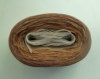 ALLOY  Color Changing Cotton yarn  480 yards/100 gr  Fingering weight