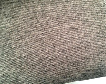 Entrebvert khaki and gray wool couture 150 wide