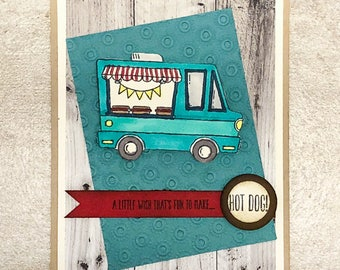 Food Truck Birthday