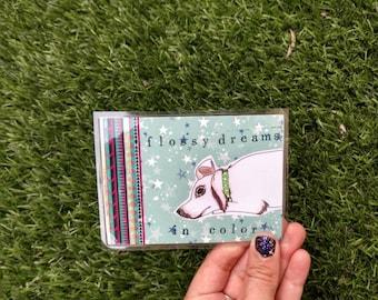 Flossy Dreams Bookmark