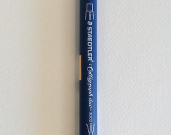 Staedtler Calligraph Duo 3.5mm/2.0mm Calligraphy PEN Red