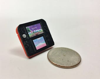 Mini Nintendo 2DS - 3D Printed!