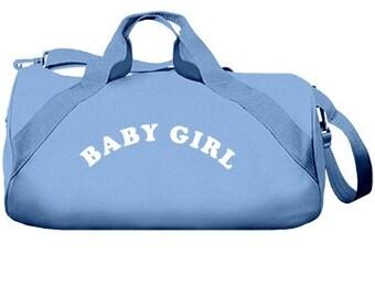 Baby Girl- Tumblr Duffle Bag