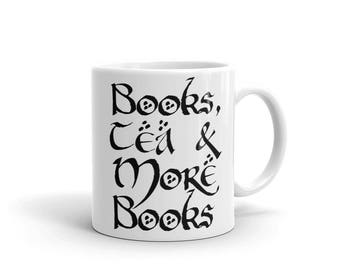 Books Tea & More Books  - LOTR
