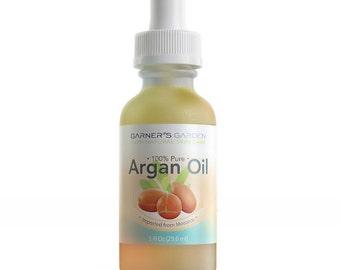 Cold Pressed Argan Oil
