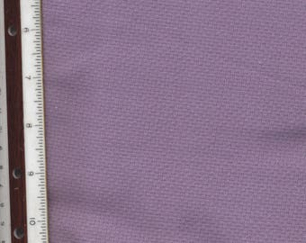 "MYSTERY FABRIC - Piqué (?) - Light Purple - 72"" L X 17"" W - Fabric Content Unknown"
