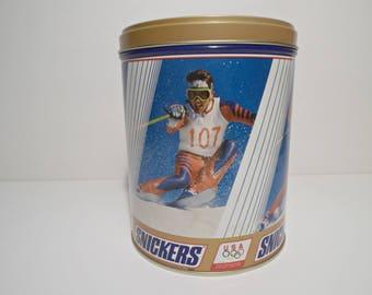 Collectible 1992 U.S. Olympic  Tin
