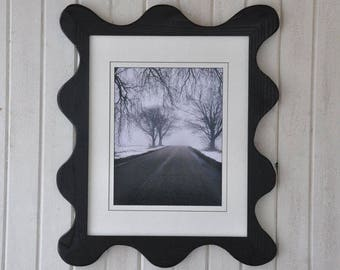 16x20 Funky Picture Frame with Mounting Hardware