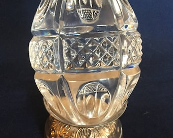 WATERFORD CRYSTAL EGG  by Waterford of Ireland