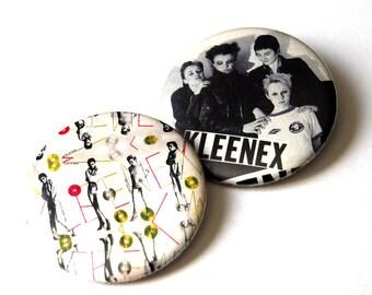 Kleenex 1.75inch Pinback Button