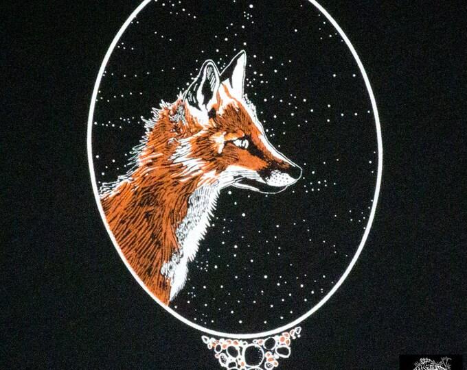 Featured listing image: FOX Screen Printed Women's Tee Shirt