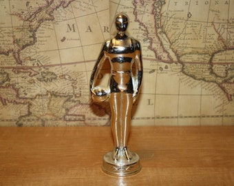 Metal Trophy Topper - Basketball - item #1822