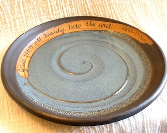 Feed Your Soul plate
