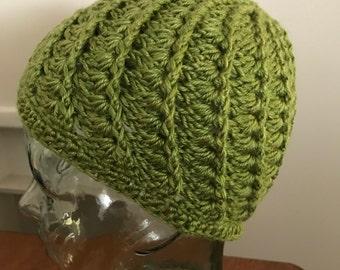 Crochet Divine Spiral Hat