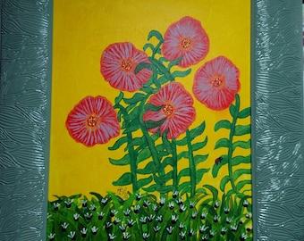 Promise of Spring Original Art Work