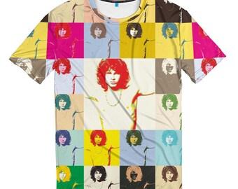 The Doors - Jim Morrison T-shirt, Men's Women's All Sizes