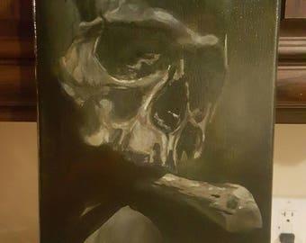 Skull and crossbone !