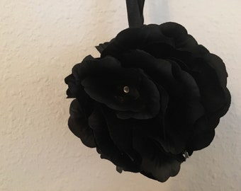 Gothic Floral Bloom Ball