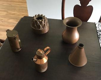 Vintage Copper Collection