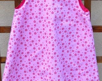 reversible pinafore dress size 2 years