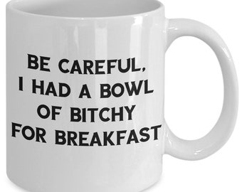 Funny Coffee Mug/Sarcastic Mug/Mug with quote/Co-worker gift/For home or office/Funny gift for her/Hot Tea Hot Cocoa Cup