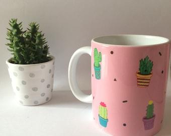 Cactus Party Mug