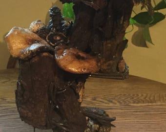 Miniature Tree House/Bird House