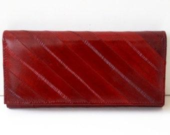 "Womens wallet, Ladies wallet, womens purse, ""Lara"", darkred, leather, wallet, purse, leather wallet, handmade, leather billfold, big, large"