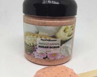 Mango Papaya Scrub with Jojoba Beads
