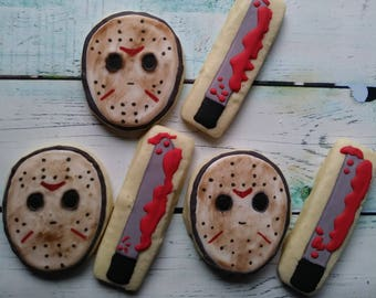 Friday the 13th Sugar Cookies (6)