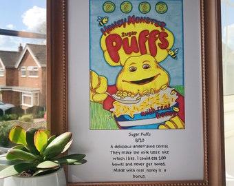 FLAKE RATES: Sugar Puffs