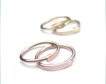 Tiny Hoops Gold, Gold Cartilage Hoops, Second Hole Earrings, Cartilage Hoops Gold, Mini Hoops, Hoops Earrings