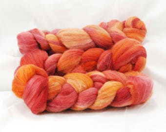 The Color of Zen 1 oz Merino Top Roving