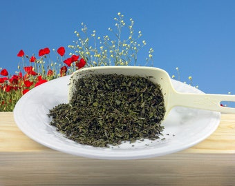 Organic Spearmint, Herb Tea, Mint, Iced or Hot Drinks, Herbal or Craft Supply, 1 oz