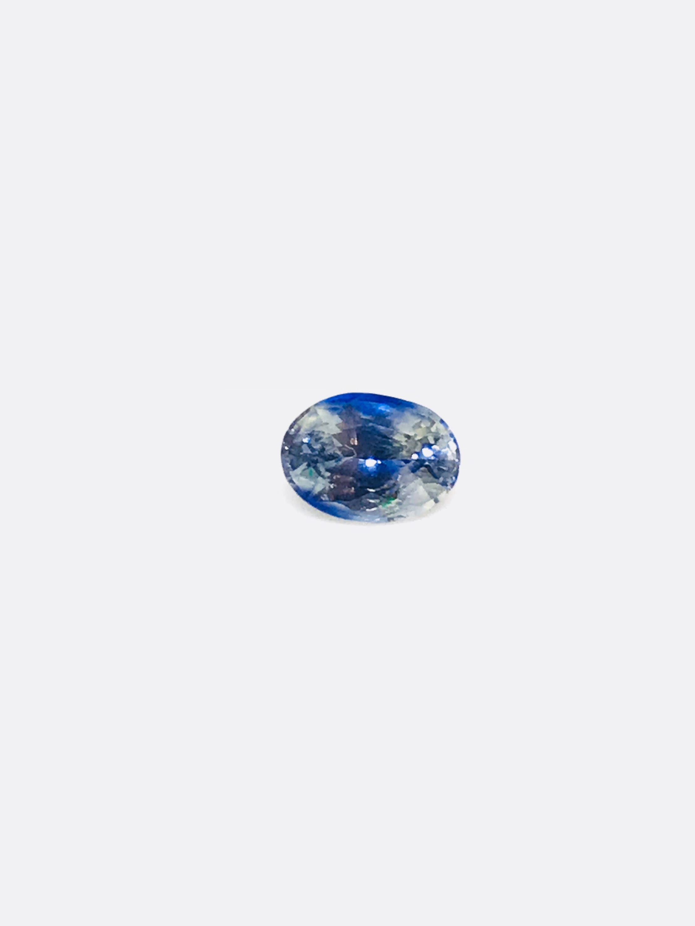 sapphire tradesy blue rare white and princess i ring