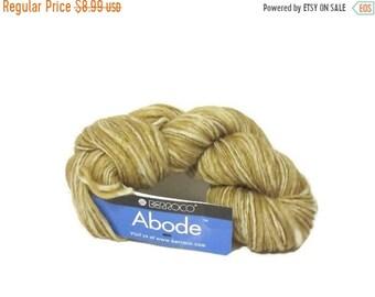 ON SALE New Berroco Abode 100 Percent Wool Yarn/1 Skein/Golden/ 8830