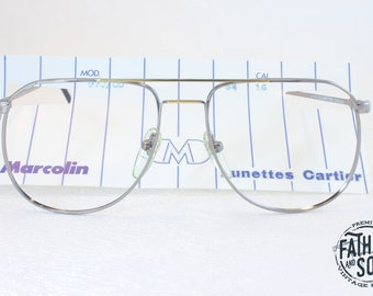 Cartier \  80s Vintage Frames / new old stock